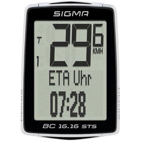 SIGMA SPORT BC 16.16 STS CAD Fietscomputer draadloos